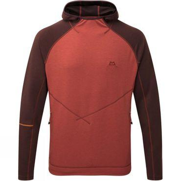 Mens Clarion Hooded Crew Top