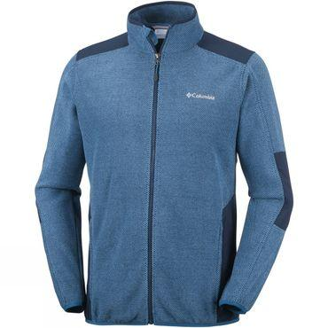 Mens Tough Hiker Full Zip Fleece