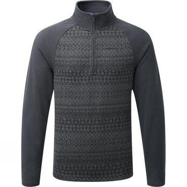 Mens Elliston Zip Neck Jumper