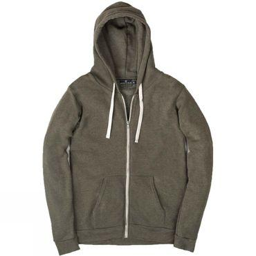 Mens Tafton Zip-Up Hoodie