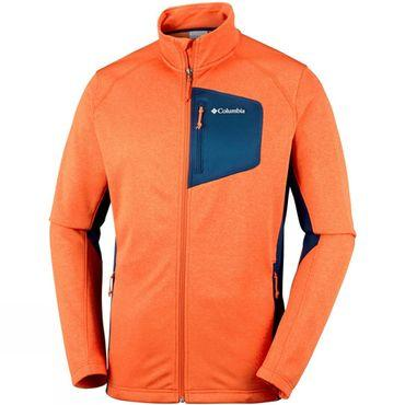 Mens Jackson Creek II Full Zip Softshell