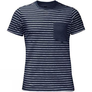 Mens Travel Striped Tee