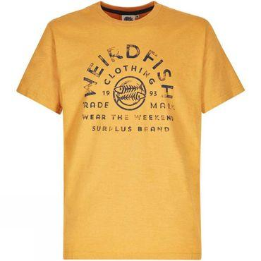 Mens Weird Fish Surplus T-Shirt