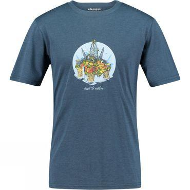 Mens Oil Rig T-Shirt