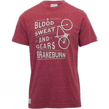 Mens Blood Sweat and Gears Tee