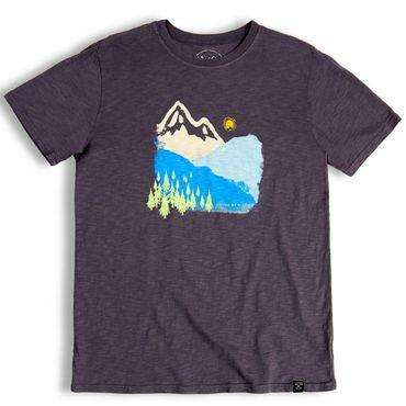 Mens Mountain Ink T Shirt
