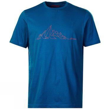 Mens Mountain Line T Shirt