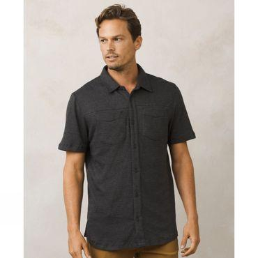 Mens Gaines Button Front Shirt