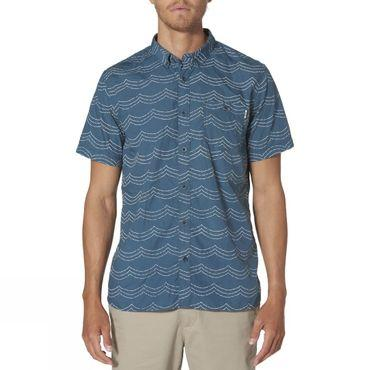 Mens Futures Short Sleeve Shirt