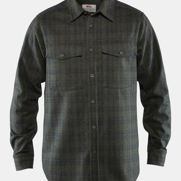 Mens Övik Re-Wool Long Sleeve Shirt