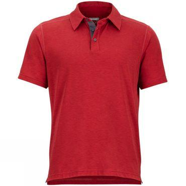 Mens Wallace Polo Short Sleeve Top