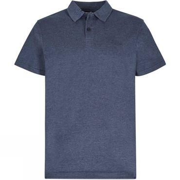 Mens Andy Marled Jersey Polo Shirt