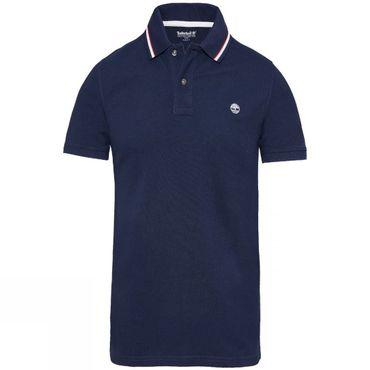 Mens Millers River Pique Polo Shirt