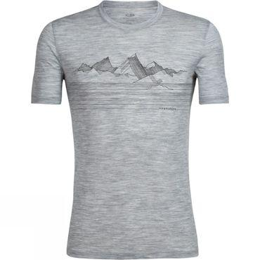 Mens  Spector Crewe Approach Tee