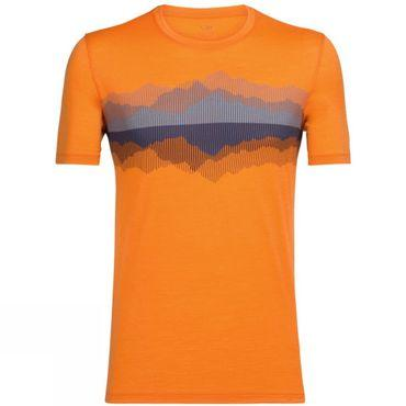Mens Tech Lite Crewe Cook Reflected Tee