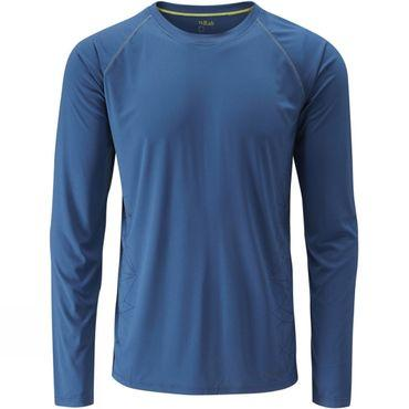 Mens Aerial Long Sleeve Tee