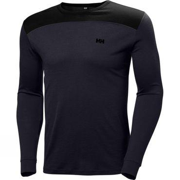 Mens Merino Mid Long Sleeve Top