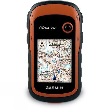 eTrex 20 GPS BirdsEye Select GB