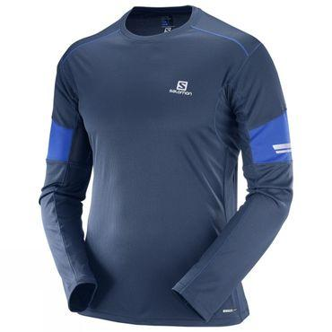 Mens Agile Long Sleeve Tee