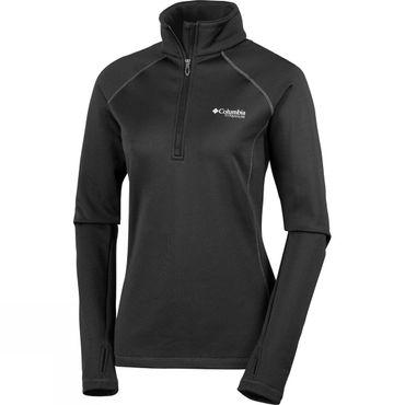 Womens Northern Ground Half Zip Fleece