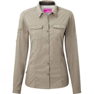 Womens NosiLife Adventure Long Sleeve Shirt