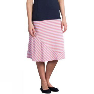 Womens Wanderlux Stripe Convertible Skirt