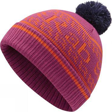 Womens Rock Bobble Hat