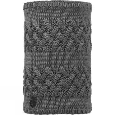 Knitted and Polar Fleece Neckwarmer Plain