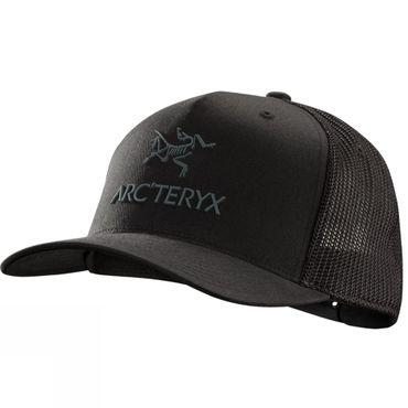 Mens Logo Trucker Hat
