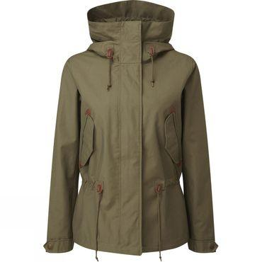 Womens Retrostarre Parka