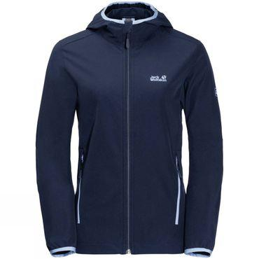 Womens Turbulence Softshell Jacket