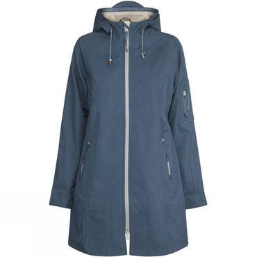 Womens Rain37B 3/4 Raincoat
