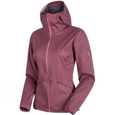 Womens Ultimate V Tour SO Hooded Jacket