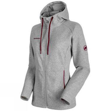 Womens Logo ML Hooded Jacket