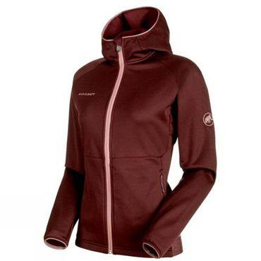 Womens Get Away ML Hooded Jacket