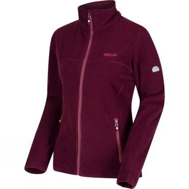 Womens Nova V Full Zip Fleece
