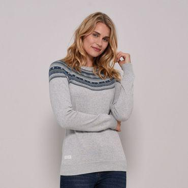Womens Fairisle Jumper