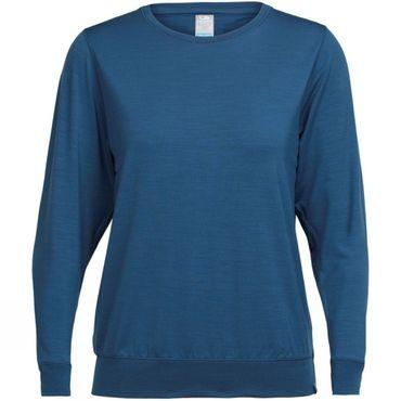 Womens Mira Long Sleeve Crew Top