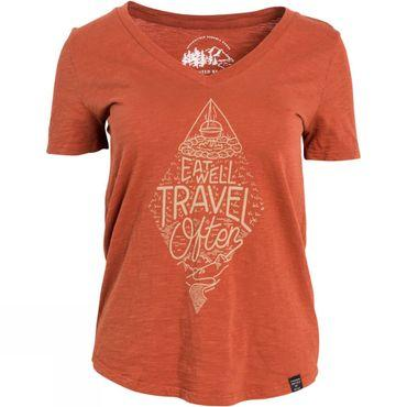 Womens Travel Often T-Shirt