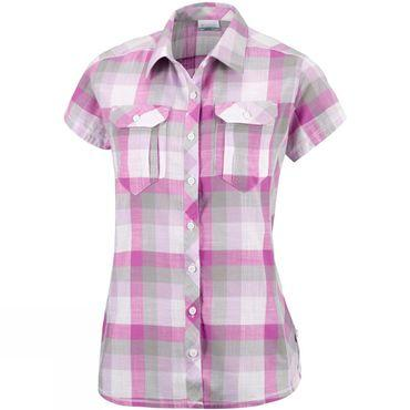 Womens Camp Henry Short Sleeve Shirt
