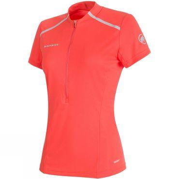 Womens Atacazo Light Zip T-Shirt