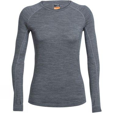 Womens Zone Long Sleeve Crewe