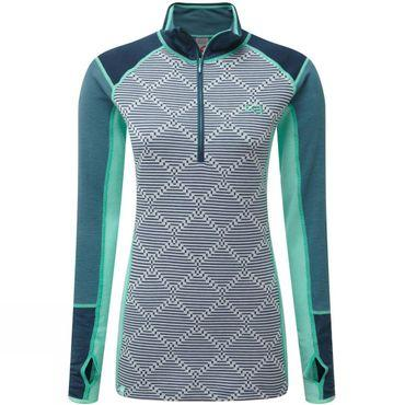 Womens Rett Half Zip Top