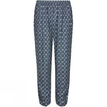 Womens Nimbus Printed Viscose Trousers