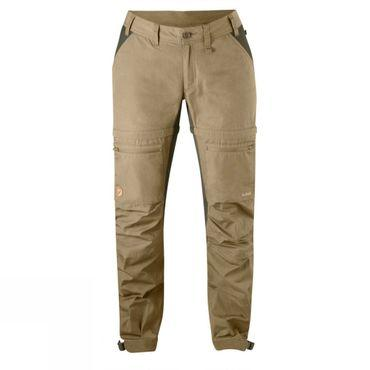 Womens Abisko Lite Trekking Zip Off Trousers