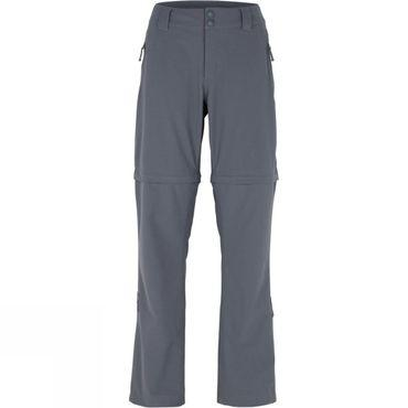 Womens Green Lake Zip Off Trousers