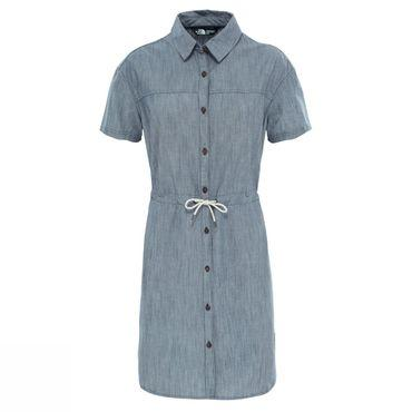 Womens Cagoule Shirt Dress
