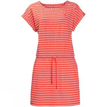 Womens Travel Striped Dress