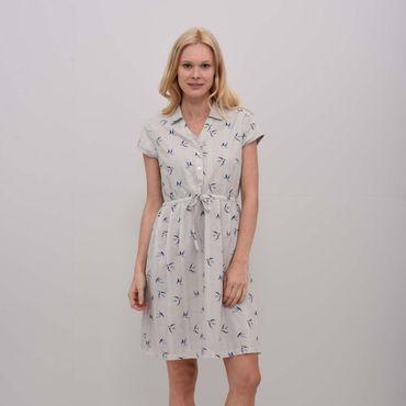 Womens Swallows Tea Dress