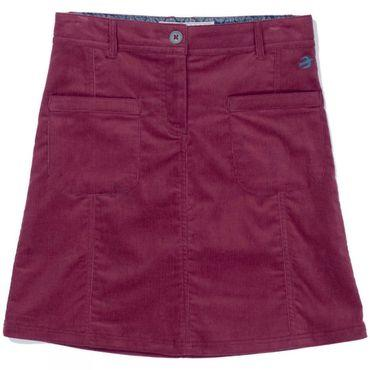 Womens Cord Pocket Skirt